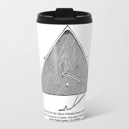 The Great Pyramid Travel Mug