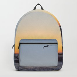 Off-Season Sunrise Backpack