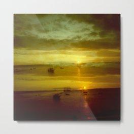 Sunrise Sunrise, Brazil Metal Print