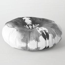 Form Ink Blot No. 11 Floor Pillow