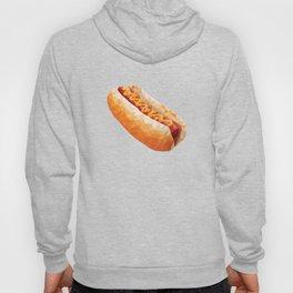 Geometric Hotdog Hoody
