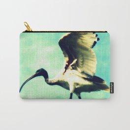 Ibis Bird Carry-All Pouch