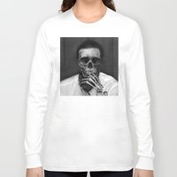 arctic monkeys Long Sleeve T-shirts featuring Arctic Tee! by Eric Terino