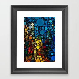 :: Love Will Keep Us :: Framed Art Print