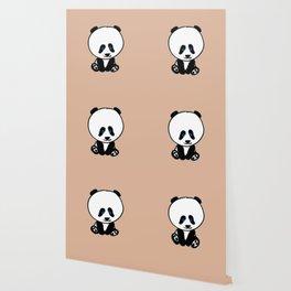 Chalkies panda color 3 Wallpaper