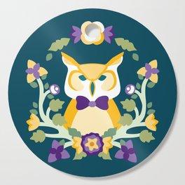 Baltimore Woods Owl Cutting Board