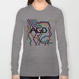 AGD Logo Long Sleeve T-shirt