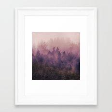 The Heart Of My Heart Framed Art Print