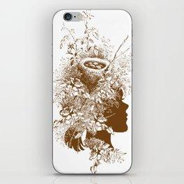 Birds Nest Head iPhone Skin