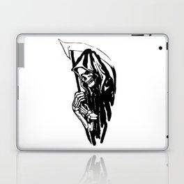 THE GRIM REAPER MR DEATH Laptop & iPad Skin