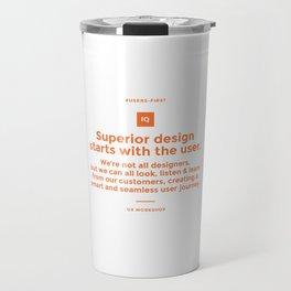 Superior Design Travel Mug