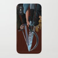 arya iPhone & iPod Cases featuring Game of Thrones by Aimee Zhou