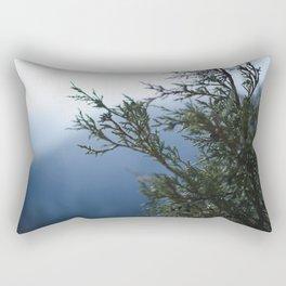 Mountain Nerves Rectangular Pillow