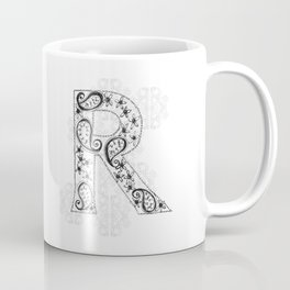 Color Me R Coffee Mug