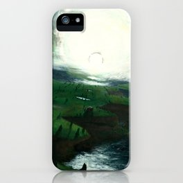 Artificial World iPhone Case