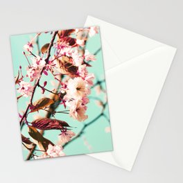 Spring of emotions Stationery Cards