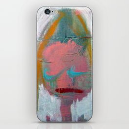 Passionate Woman iPhone Skin