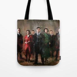 Shelby family Tote Bag