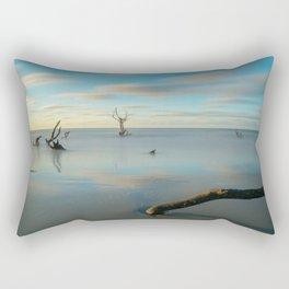 Boneyard Sunrise Rectangular Pillow
