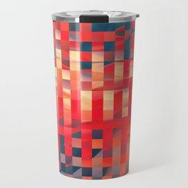 Abstract Composition 677 Travel Mug