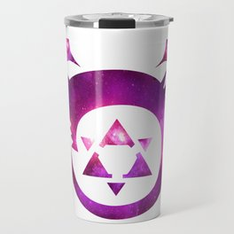 full metal alchemist -anime-morado-uroboros Travel Mug