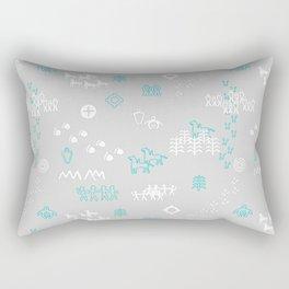 Mystic Memories Rectangular Pillow