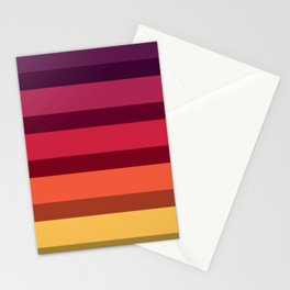 Accordion Fold Series Style A Stationery Cards