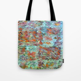Colors of the Wind Tote Bag