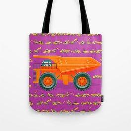 Fun Trucks Tote Bag