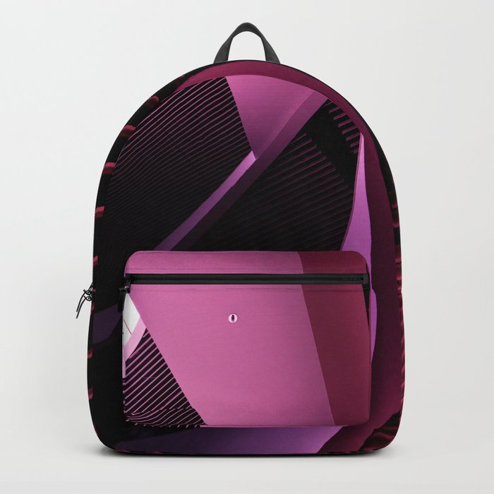 Urban Abstract Beauty Backpack