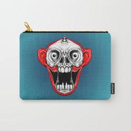 Unicorn Monkey Skull Carry-All Pouch