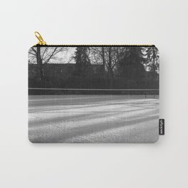 Tennis on snow 2 Carry-All Pouch