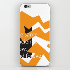 The Same iPhone & iPod Skin