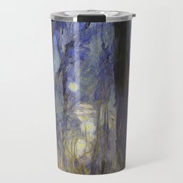 The Forest Van Gogh Travel Mug