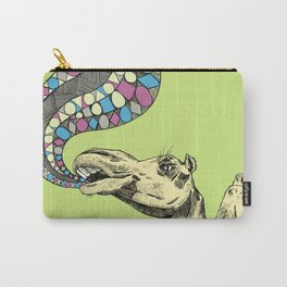 If Camels Could Sing Carry-All Pouch