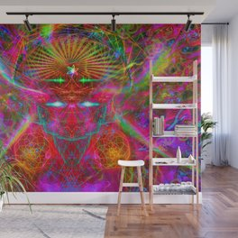 A Spirit Birthed From My Mind Wall Mural