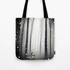 Winter Song Tote Bag
