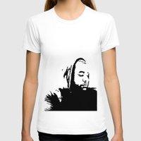 clear T-shirts featuring Clear  Gangsta by NicholasB