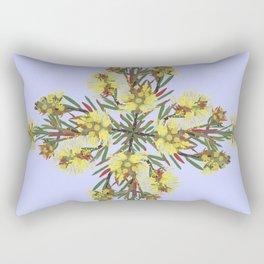 2941-Bottlebrush#1-P2-Mauve Rectangular Pillow