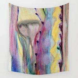flower hiding Wall Tapestry