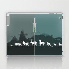 Animal Testing Laptop & iPad Skin
