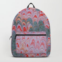 Hills and trees Backpack