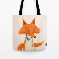Fox III Tote Bag