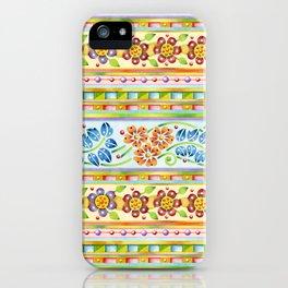 Parterre Botanique iPhone Case