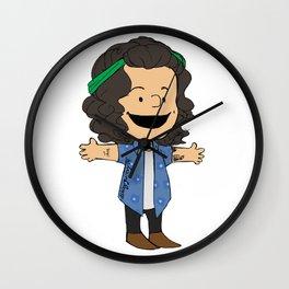 Schulz Harry Wall Clock