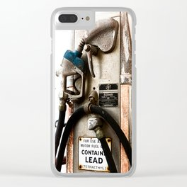 Ye Olde Pump Clear iPhone Case