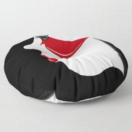 Modern Geisha Floor Pillow