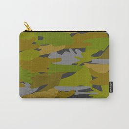 Camo - green Carry-All Pouch