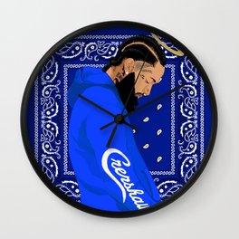 Nipsey Wall Clock