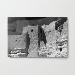 Montezuma Castle, Arizona Metal Print
